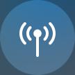 モバイルデータ通信のON/OFF